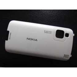 Nokia C6-00 BatteryCover white ORIGINAL