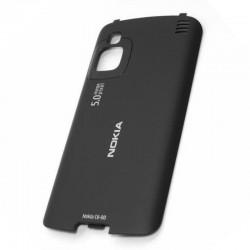 Nokia C6-00 BatteryCover black ORIGINAL