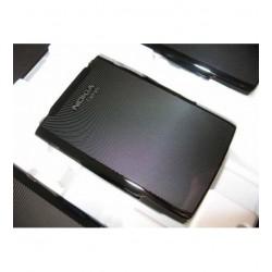 Nokia E71 BatteryCover black ORIGINAL