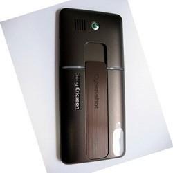 Sony Ericsson K770 BatteryCover brown ORIGINAL