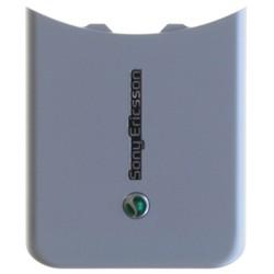 Sony Ericsson W580i BatteryCover silver/white ORIGINAL