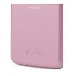 LG KP500 BatteryCover pink ORIGINAL