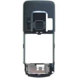 Nokia 6220c MiddleCover black ORIGINAL