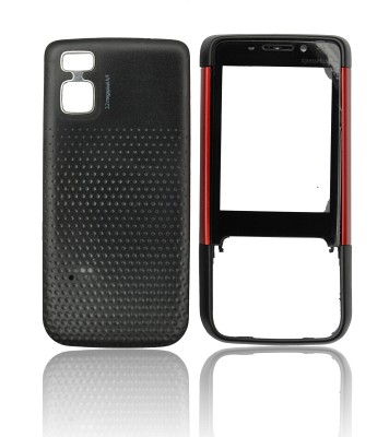 Nokia 5610 Cover red OEM