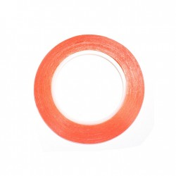 Tape 3mm red