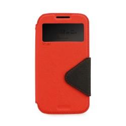 Samsung Galaxy A3 Roar Case Red