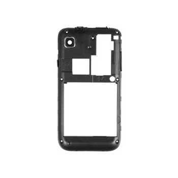 Samsung i9000 MiddleCover metallic-black ORIGINAL