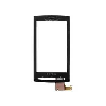 Sony Ericsson X10 FrontCover+Touch Screen black HQ