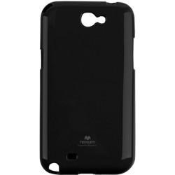 LG G4 Stylus Jelly Silicone Black