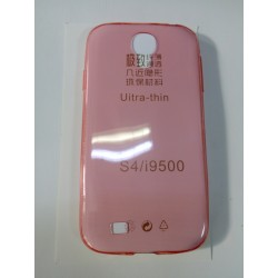 Samsung Galaxy S4 Ultra Slim 0.3mm Silicone coral
