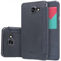 Samsung A510 Galaxy A5 (2016) Nillkin Sparkle S-View Case black