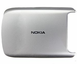 Nokia C7-00 BatteryCover frosty metal ORIGINAL