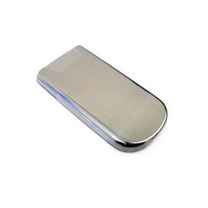 Nokia 8800 BatteryCover silver ORIGINAL