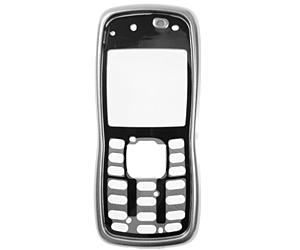 Nokia 5500 FrontCover grey ORIGINAL
