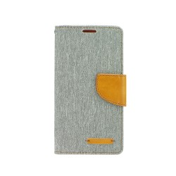 LG K10 Bulk Canvas Case grey