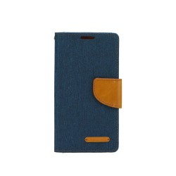 Samsung A310 Galaxy A3 (2016) Bulk Canvas Case navy