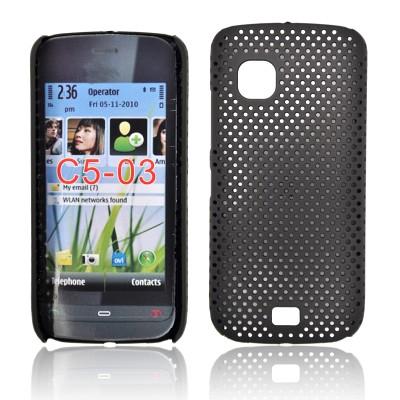 Nokia Grid Case Nokia C5-03 black