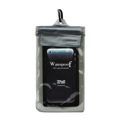 Waterproof with Zipper black