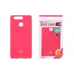 Huawei P9 Jelly Silicone pink