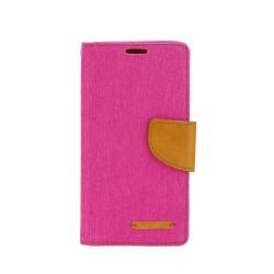 Microsoft Lumia 550 Bulk Canvas Case pink