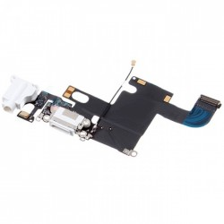 iPhone 6 Dock Connector white/gold ORIGINAL