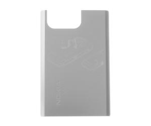 Nokia N97mini BatteryCover silver ORIGINAL