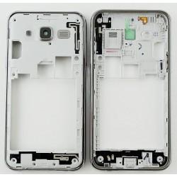 Samsung Galaxy J5 MiddleCover+Camera Lens black ORIGINAL