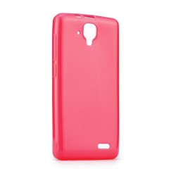 Samsung Galaxy J1 2016 Jelly 0,3mm Silicone pink