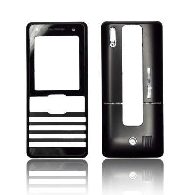 Sony Ericsson K770 Cover black OEM