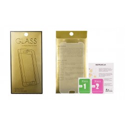 Samsung Galaxy S5/S5 Neo Tempered Glass Gold