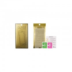 Huawei P8 Lite Tempered Glass Gold