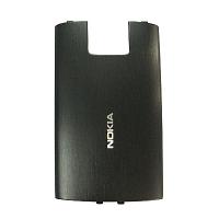 Nokia X2-00 BatteryCover black ORIGINAL