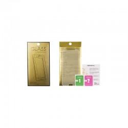 LG K4 Tempered Glass Gold
