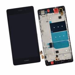 Huawei P8 Lite Lcd+Touch Screen+Front black ORIGINAL