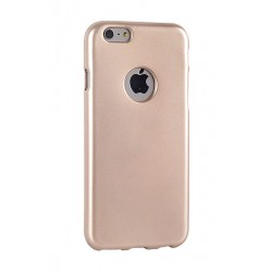 LG K7 Merc Jelly Silicone gold