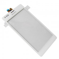 Sony Xperia M Touch Screen white HQ
