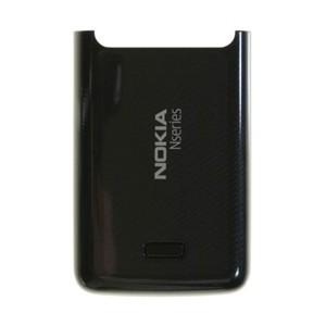 Nokia N82 BatteryCover black OEM