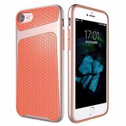 iPhone 7 Usams Knight Silicone Orange