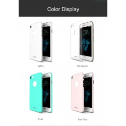 iPhone 7 Usams Gentle Silicone Light Pink