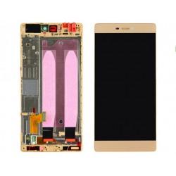Huawei P8 Lcd+Touch Screen+Front gold ORIGINAL
