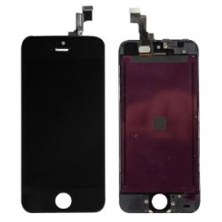iPhone 5C Lcd+Touch Screen black HQ