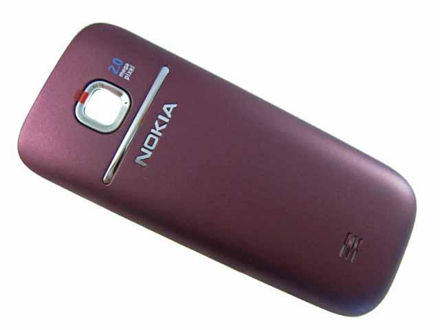 Nokia 2730c BatteryCover magenta ORIGINAL