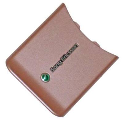 Sony Ericsson W580 BatteryCover pink OEM