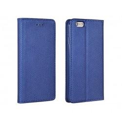 Alcatel Pixi 4 (5') 5045X Testa Magnet Case blue