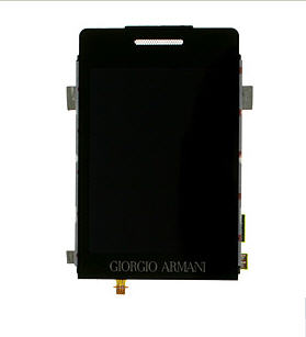 Samsung P520 Armani Lcd+Touch Screen HQ