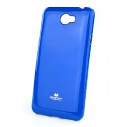 Huawei Y5 II 2016 Jelly Silicone Blue