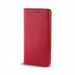 Alcatel Pixi 4 (4') 4034D Testa Magnet Case Red