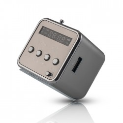 Radio Speaker MF-100 silver