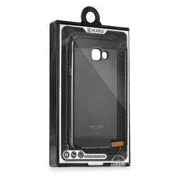 iPhone 7 Kaku Silk Case Black Silver