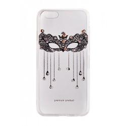 iPhone 7 Vennus Art Silicone D2 Mask black